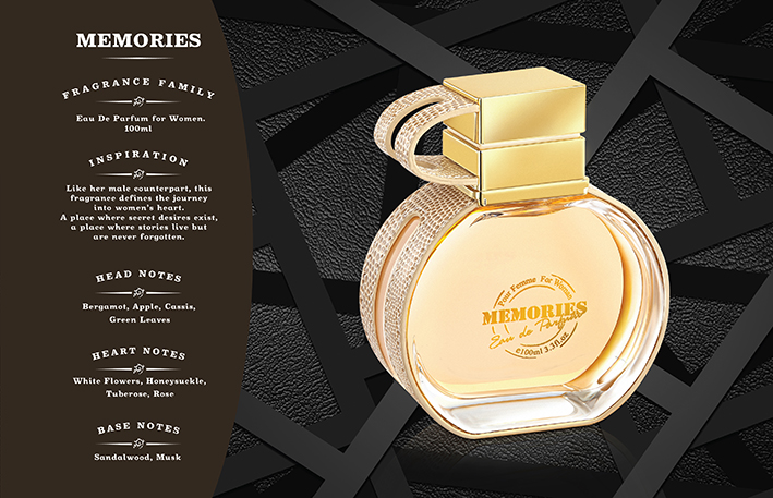 Memories Perfume(Fragrance)