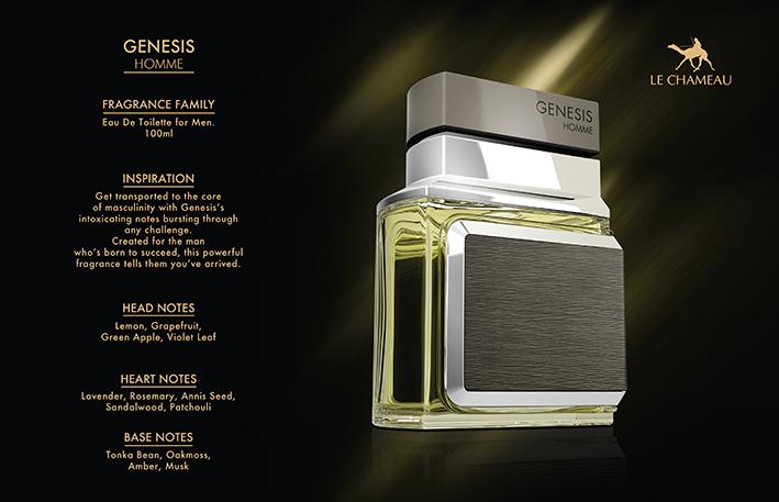 Genesis Perfume