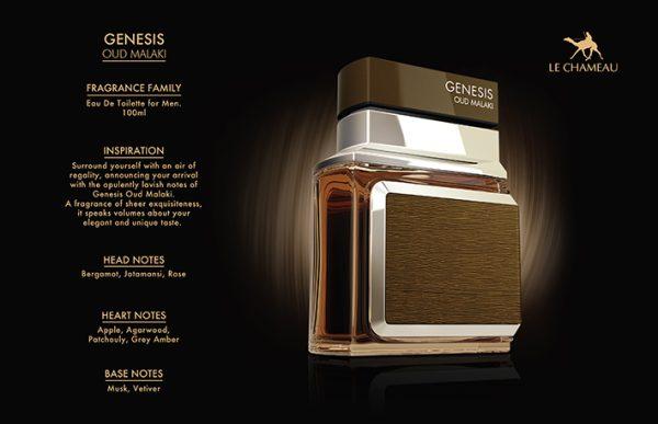 Genesis Oud Maiaki Perfume
