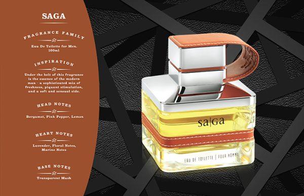 Saga Perfume
