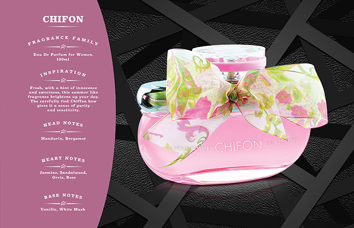 Chifon Perfume EAU DE