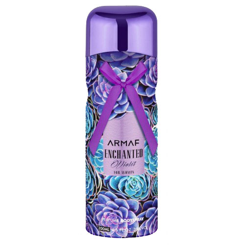 Armaf Enchanted Violet For women Deo 200ml