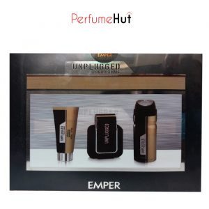 Emper Unplugged Men Perfume Giftset