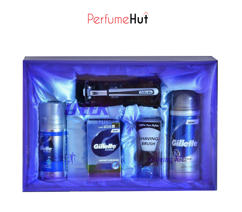 Uneek Gillette 931 Collection Giftset