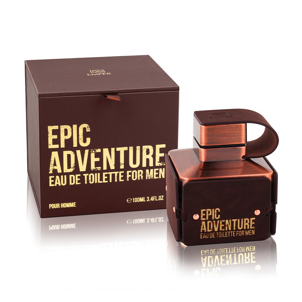 Emper Epic Adventure Men Perfume 100ml