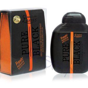 Lamis Pure Black Fresh Newm Perfume 100 Ml