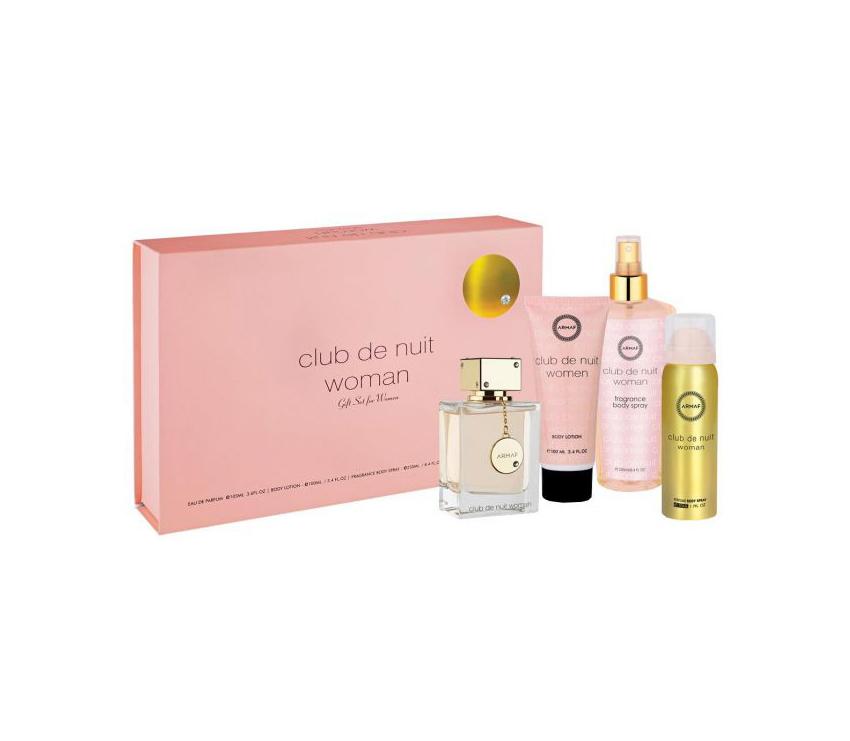 Club de nuit (W) Perfume Giftset