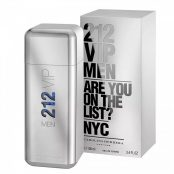 212 Vip Men Are You On The List Perfume 100ml