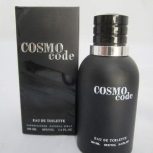 Cosmo Code By Cosmo Perfume 100ml