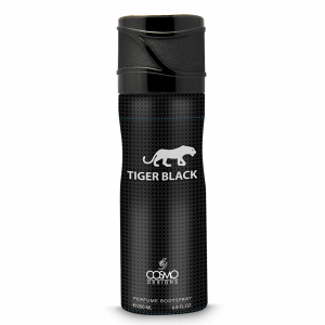 TIGER BLACK Body Spray