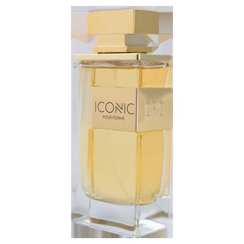 Iconic Golden Perfume