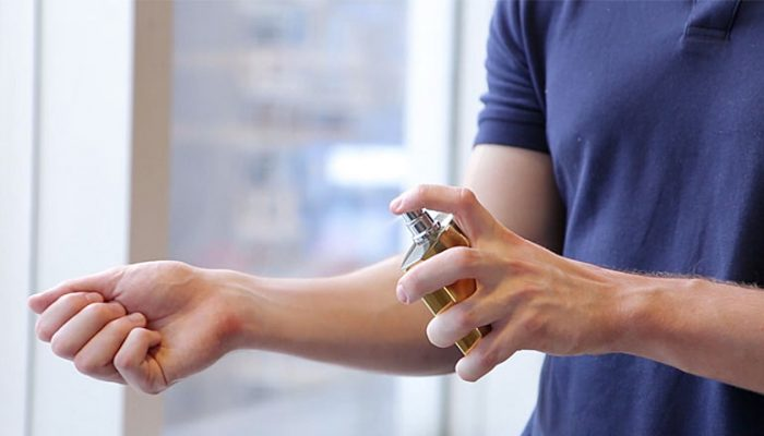 How To Test A Perfume In Store