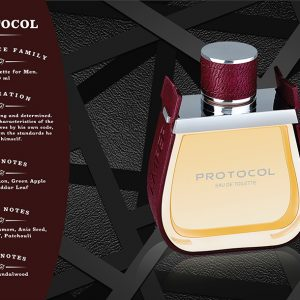 Protocol Catalogue Perfume