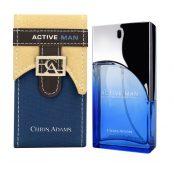 Chris Adam Active Men Perfume 100ml