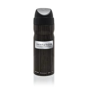 Invitation Perfume Men Deo