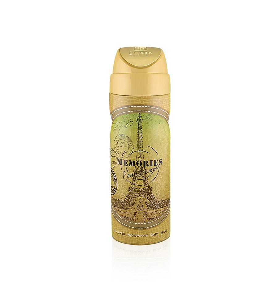 Memories Perfume For Women Deo