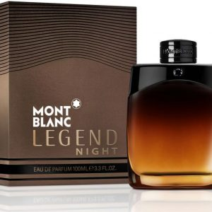 Mont Blanc Legend Night Perfume 100ml