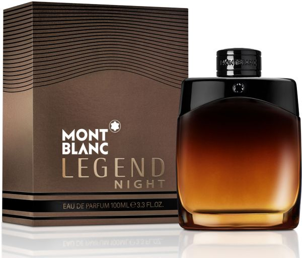 Mont Blanc Legend Night Perfume