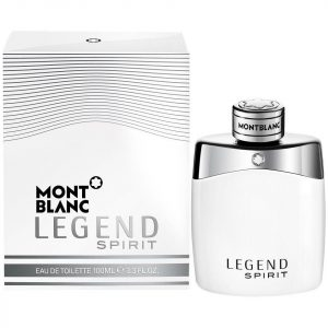 Mont Blanc Legend Spirit Perfume 100ml