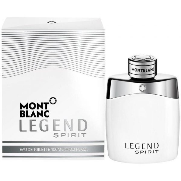 Mont Blanc Legend Spirit Perfume