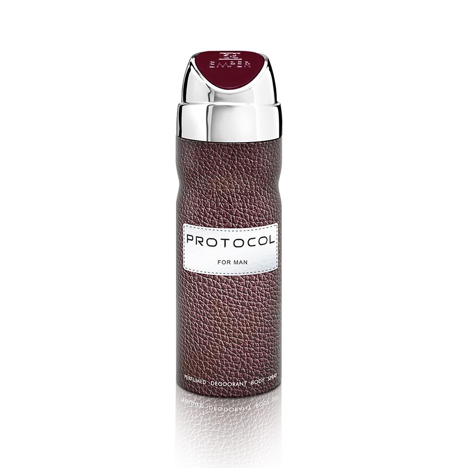 Protocol Perfume For Men Deo
