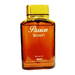 Acura Passion Brown For Men Perfume 100ML