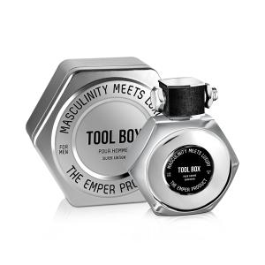 Emper Tool Box Silver Perfume 100ml