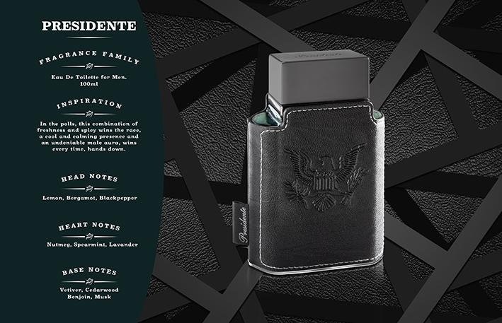 Presidente Perfume