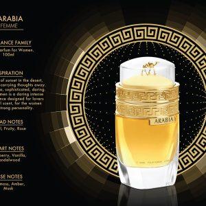 Arabia Perfume
