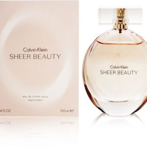 ck beauty Sheer W Perfume