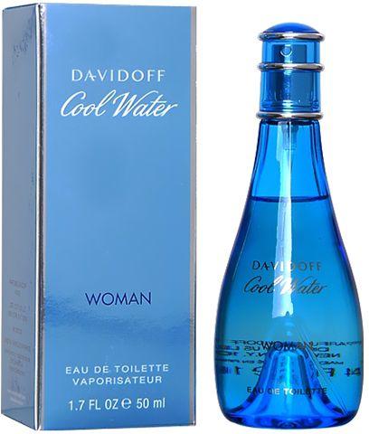 Cool Water Women Perfume 50ml