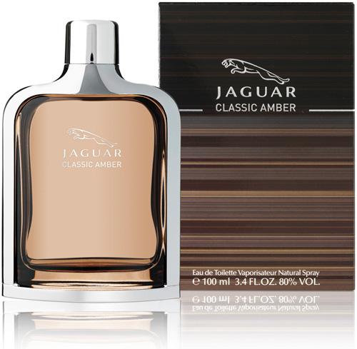 jaguar classic Amber Perfume