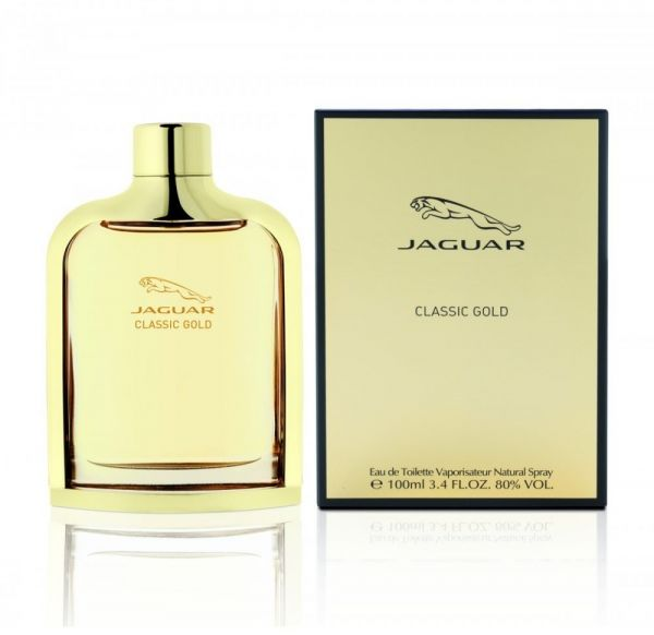 Jaguar Classic Gold Perfume