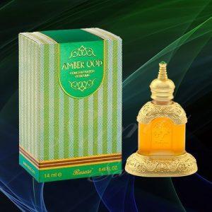 Rasasi Amber Oudh Oriental Attar 14ml