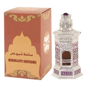 Mukhallath Shuyookhi Attar 25ML