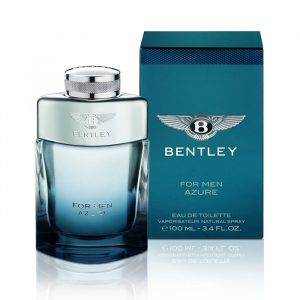 Bentley For Men Azure Eau De Toilette 100ml