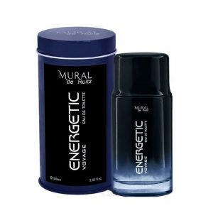 Mural De Ruitz Energatic Voyage For Men Perfume 100ml