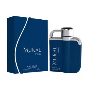 Mural De Ruitz In Blue For Men Perfume 100ml