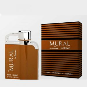 Mural De Ruitz In Brown For Men Perfume 100ml