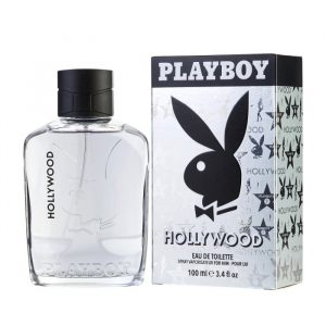 Playboy Hollywood Eau De Toilette Perfume 100ml