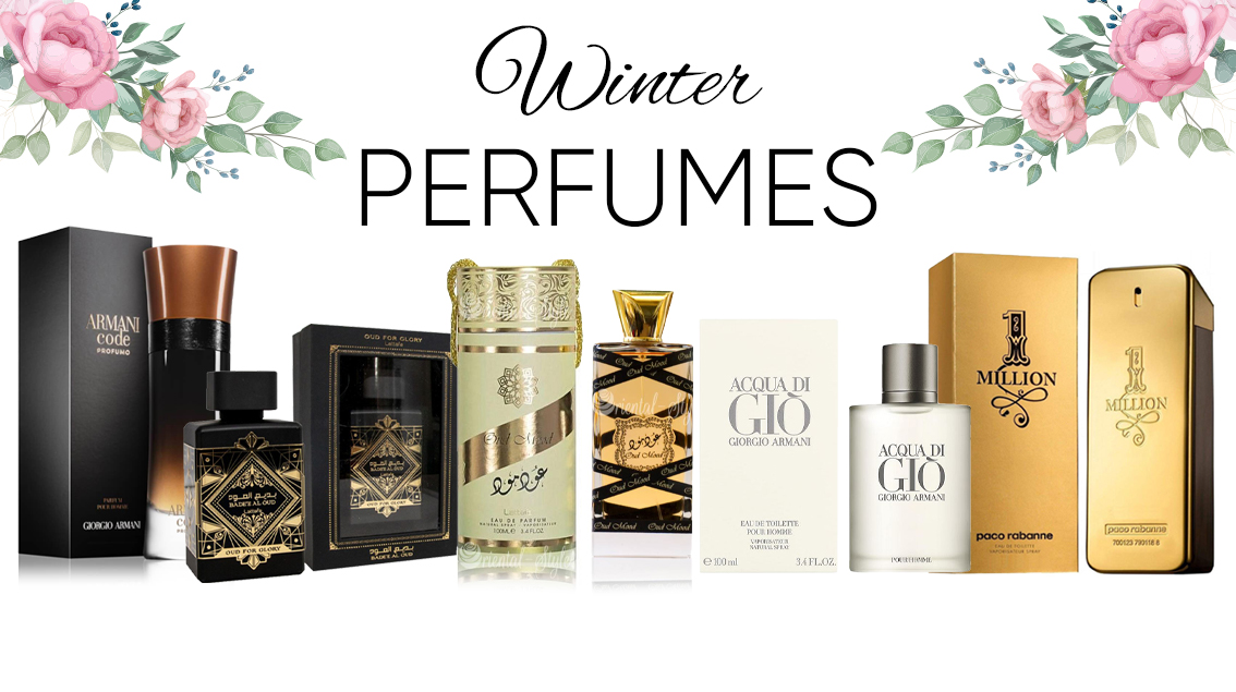 Top 5 Men Perfumes For Winter